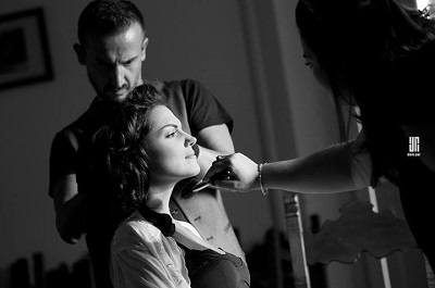 Una foto del parrucchiere per donne Gianni Pazzi